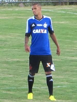 Paulinho Treino Flamengo Brasilia (Foto: Richard Souza)