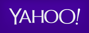 Logotipo do Yahoo