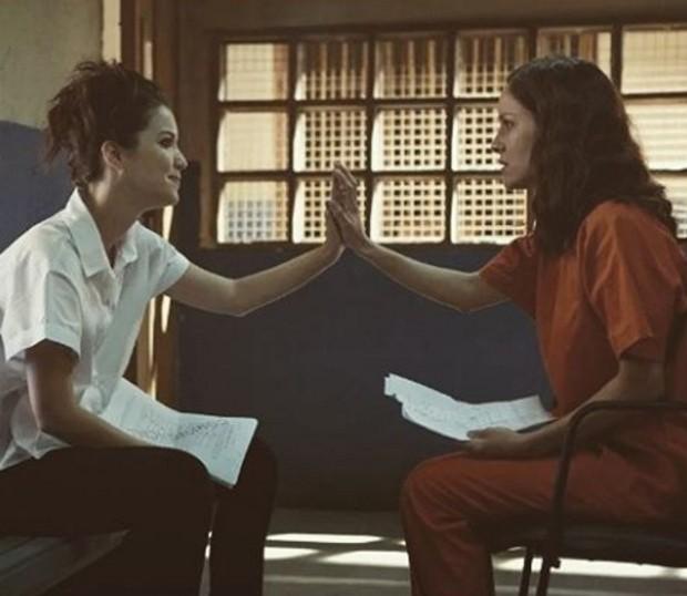 Luiza Mayall e Nathalia Dill (Foto: Reprodução/Instagram)