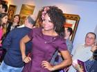 Veja os famosos na estreia de Claudia Raia em 'Cabaret'