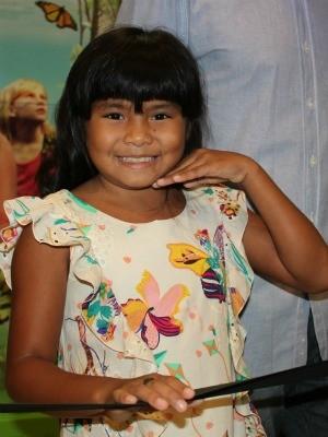Para Wiranu, gravação foi uma diversão (Foto: Girlene Medeiros / G1 AM)