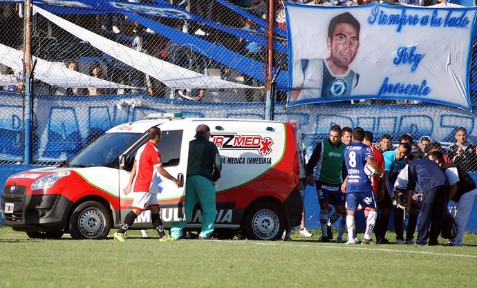 Emanuel Ortega San Martin Burzaco (Foto: Divulgação)