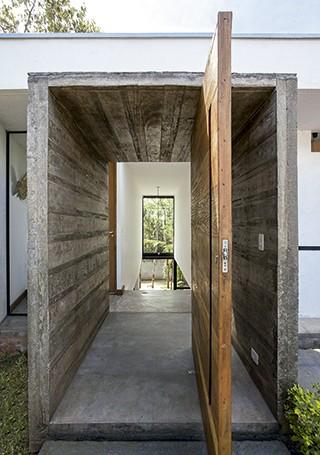 Casa minimalista apenas o essencial nesta decora o for Foto casa minimalista
