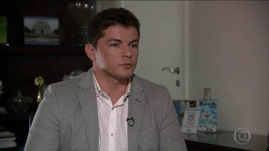 Novo secretário de Juventude é acusado de enriquecimento ilícito