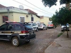 Cadeia pública foi desativada em Martinho Campos (Foto: Polícia Civil/ Divulgação)