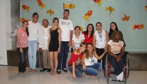 Ação contribui para melhoria da qualificação de pessoas com deficiência para o mercado de trabalho brasileiro (Divulgação)