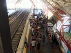 Estação do metrô tem funcionamento ampliado para jogo do Brasil na Arena