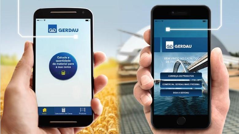 aplicativo-gerdau-cercas (Foto: Divulgação)