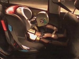 crash test com crianças (Foto: Divulgação/Latin N Cap)