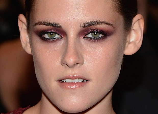 Kristen super inspirada no vinho! (Foto: Getty Images)