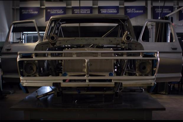 Picape Ford será utilizada na nova série de vídeos da Gymkhana (Foto: Divulgação)