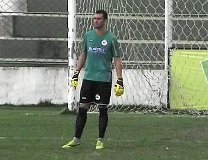 Marcão, goleiro do Real Noroeste (Foto: Marcelo Pereira/Real Noroeste FC)