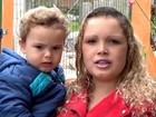 'Estava bem feliz', diz mãe de menino de 1 ano que mordeu cobra no RS