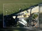 Ciclista é atingido por ônibus e morre atropelado em rodovia de Jundiaí