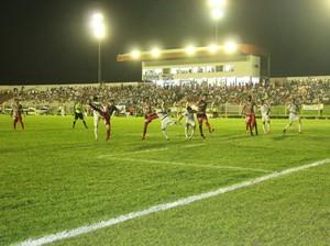 Sinop, Operário VG, Gigante do Norte (Foto: Valcir Pereira/Site SportSinop.com)