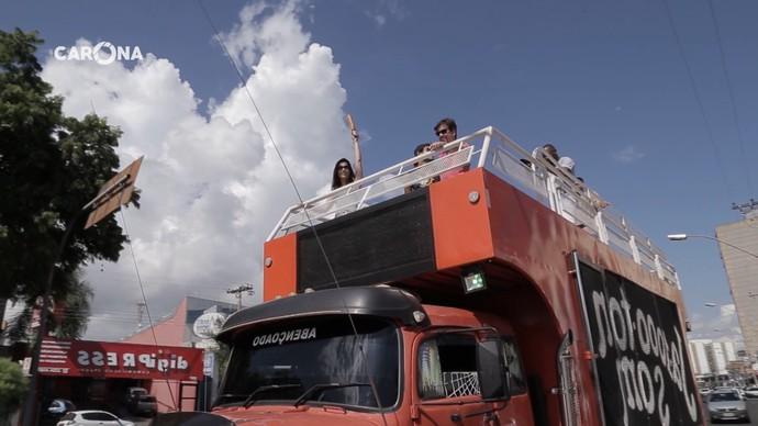 Bruninho e Davi participaram do Carona (Foto: Divulgação)