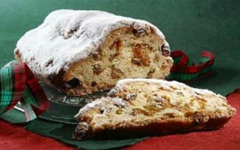 Stollen, o bolo de Natal alemão