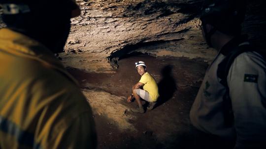 'Rota' desbrava o maior Parque Nacional de Cavernas, no RN