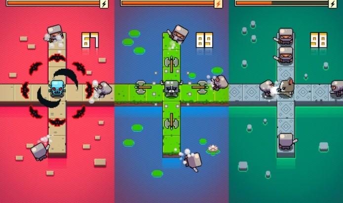 Tente não travar seu cérebro neste jogo divertido e viciante (Foto: Divulgação)