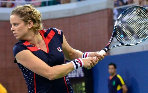 Ex-número 1 do mundo monopolizou as atenções da platéia no US Open (Foto: Divulgação / US Open)