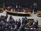 Deputados negociam a votação da PEC do teto de gastos