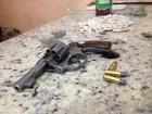 Adolescente, de 13 anos, é detido com arma e drogas em Montes Claros