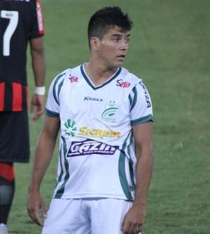 Atacante Tozin, Luverdense (Foto: Assessoria/Luverdense Esporte Clube)