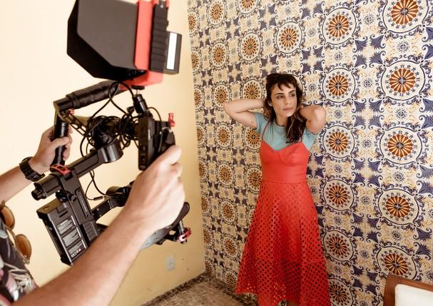 Maria Ribeiro (Foto: David Gonçalves/Divulgação)