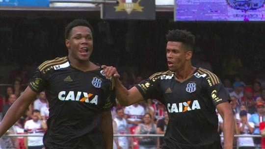 São Paulo está muito perto de contratar Matheus Jesus, da Ponte Preta