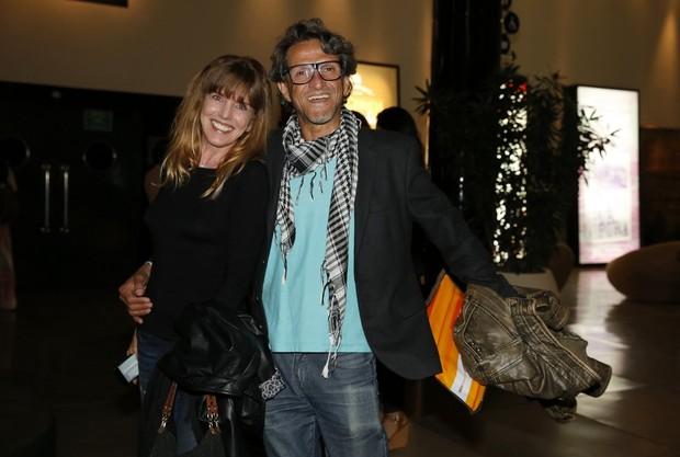 Najla Lippi e Antonio Barbosa (Foto: Marcos Serra Lima / Ego)