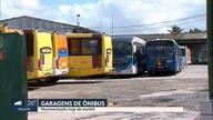 Grande Recife tem 50% da frota de ônibus em circulação nas ruas