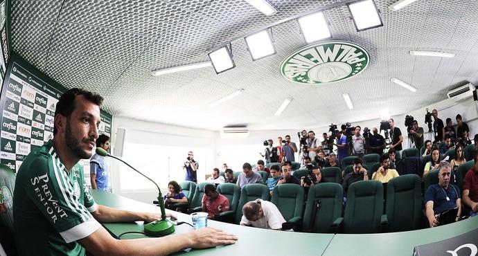 rib8214 Dracena justifica troca por rival e já sonha com Mundial pelo Palmeiras
