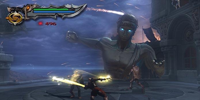 God of War 2 (Foto: Divulgação)