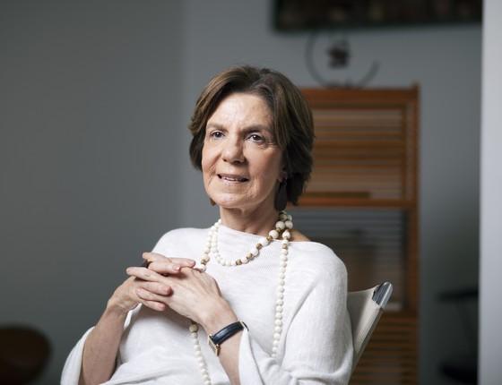 Neca Setubal, acionista do Itaú (Foto: Camila Fontana/Editora Globo)