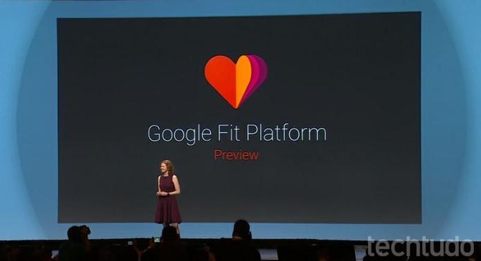 O Google Fit tem como objetivo a unificação de dados (Foto: Reprodução / Google)
