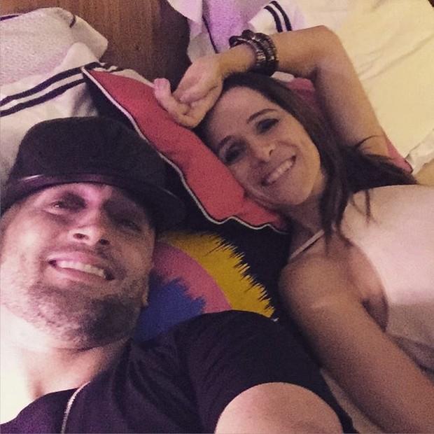 Paulo Gustavo e Ingrid Guimarães em festa (Foto: Instagram/ Reprodução)