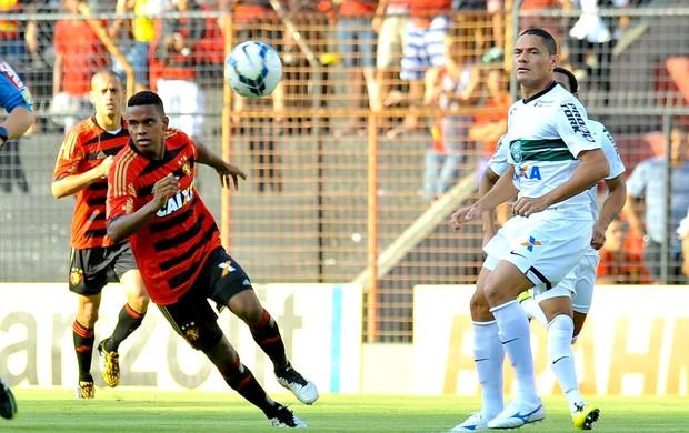 Sport x Coritiba Série A (Foto: Aldo Carneiro / Pernambuco Press)