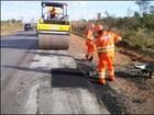 Concessionária inicia recuperação de trecho de 80 km da BR-163 em MT