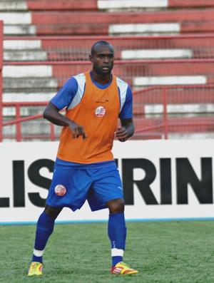 Vinicius Pacheco - Náutico (Foto: Aldo Carneiro/Pernambuco Press)
