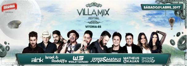 Villa Mix Vitória 2 (Foto: Divulgação)