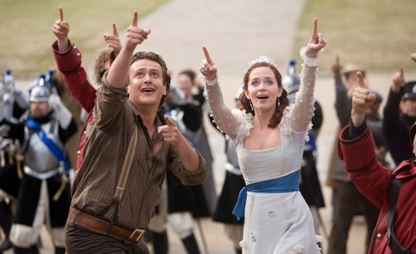 Jason Segel interpreta Horatio em 'As Viagens de Gulliver' (Foto: Divulgação / Reprodução)