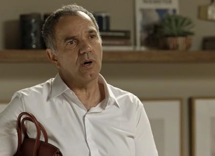 Eurico decide vender bolsa que Silvana diz ter comprado