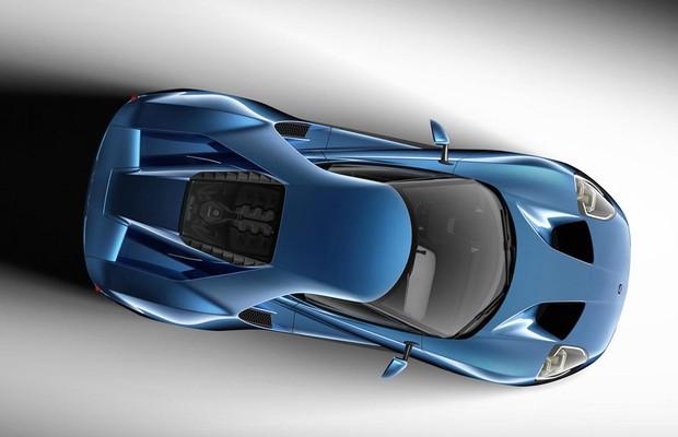 Ford GT (Foto: Divulgação)