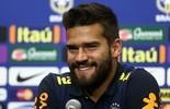Alisson afirma que goleiro não vai ser problema para Rio 2016 (Lucas Figueiredo/MoWA Press)