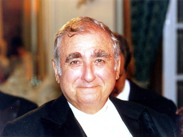 Elias Gleizer era conhecido pelo bom humor  (Foto: Globo/Divulgação)