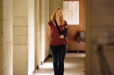 Claire Daines em cena de 'Homeland' (Foto: Divulgação)