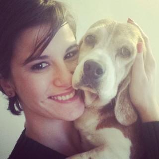 Dani Moreno posta foto sobre Beagles (Foto: Instagram/Reprodução)