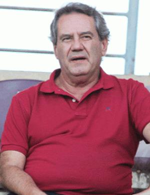 Carlos Salmazo, presidente da Ferroviária (Foto: Leonardo Fermiano / AFE)