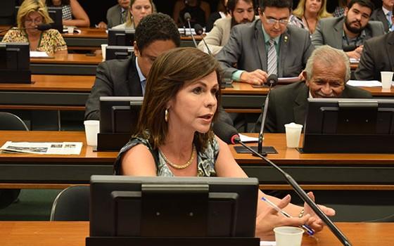 Planalto pretende exonerar afilhados de Dorinha (Foto: Agência Câmara)