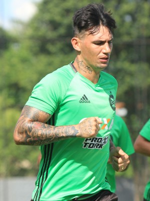 João Paulo, Coritiba (Foto: Divulgação/Coritiba)